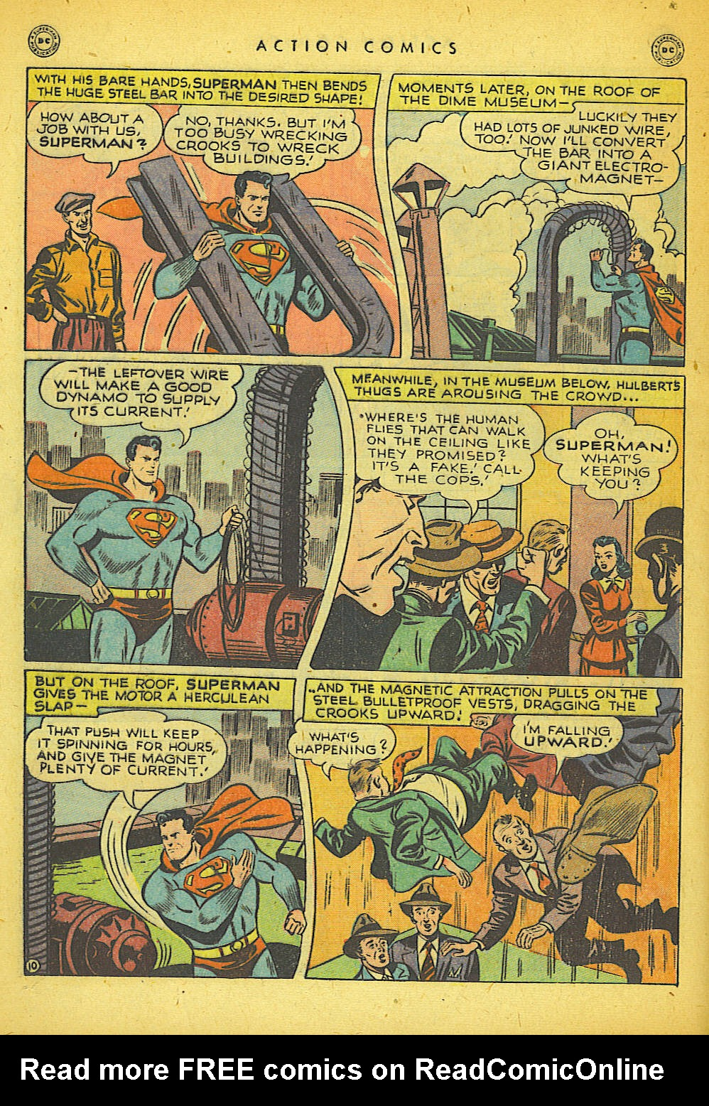 Action Comics (1938) 122 Page 11