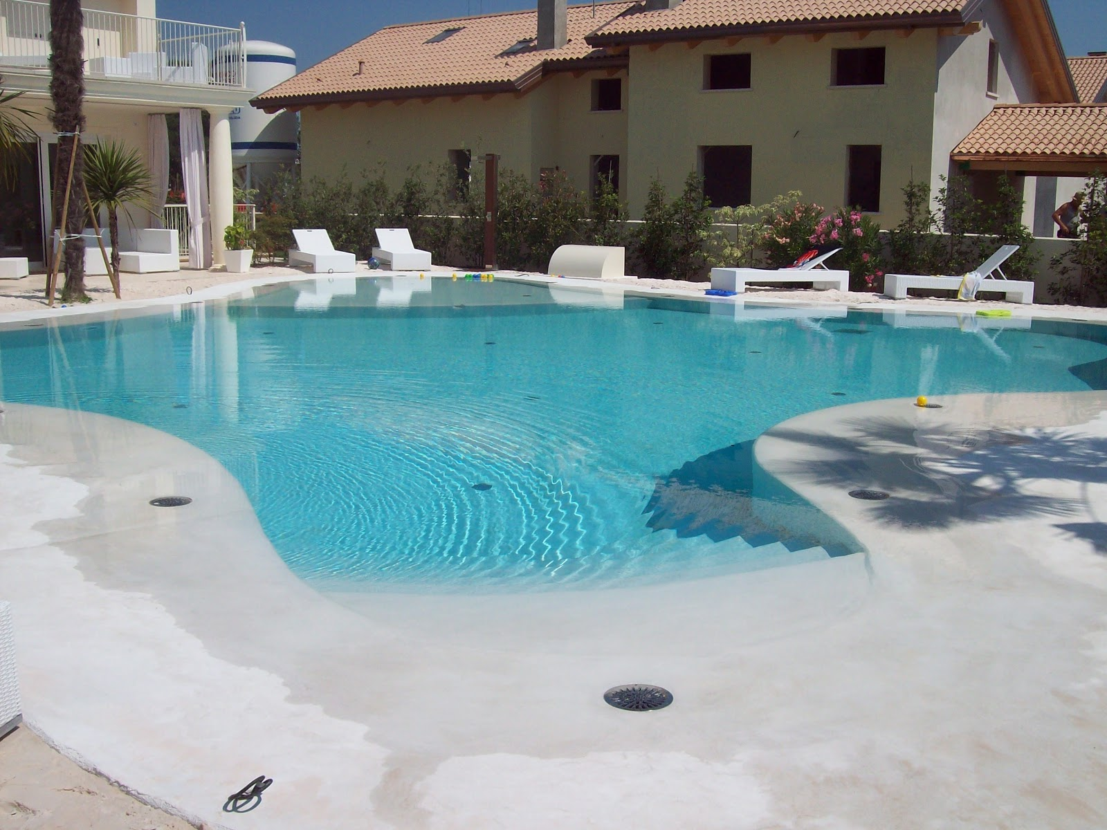 Acqua Torbida Piscina Home And Life Service Srl Biotenax Membrana