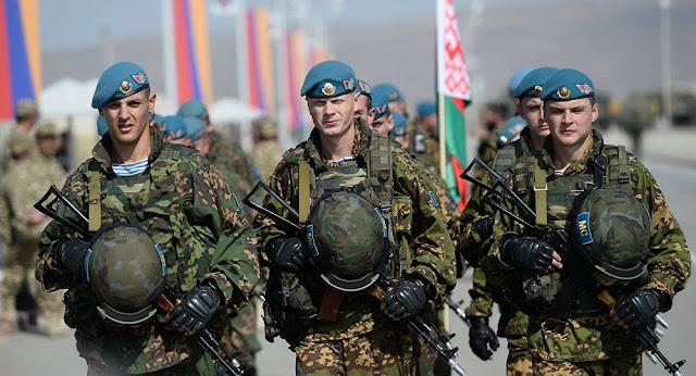 OTSC es un elemento importante de la seguridad de Armenia
