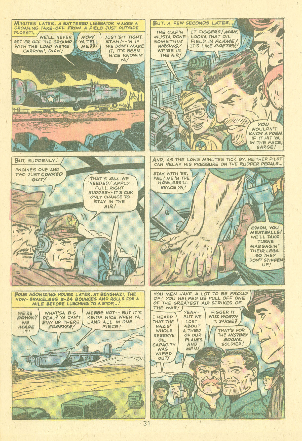 Read online Sgt. Fury comic -  Issue #124 - 33