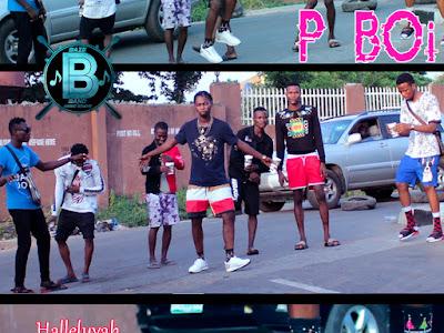 DOWNLOAD MP3: P Boi - Halleluyah