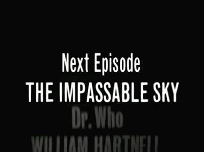 Doctor Who and the Impassable Sky