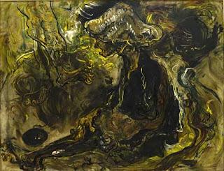 Lukisan Karya Affandi dengan Tema Pengemis