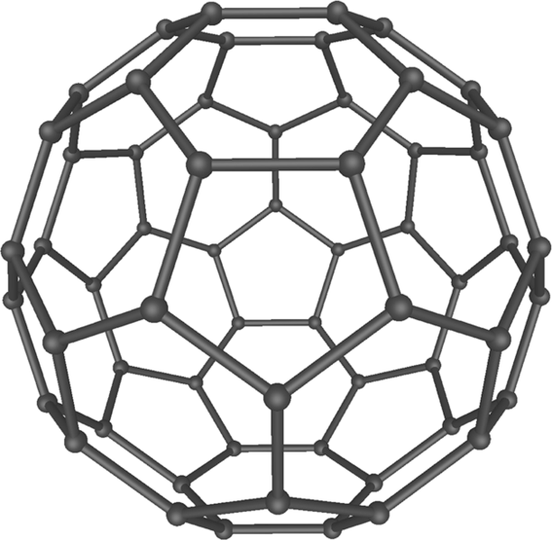 Synthesis of Symmetry: Buckyballs: a spherical perfection?