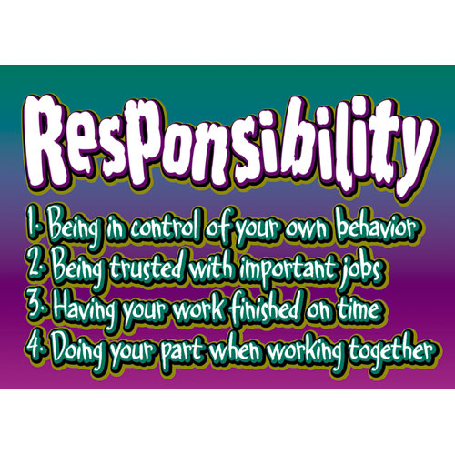 Quotes About Responsibility. QuotesGram