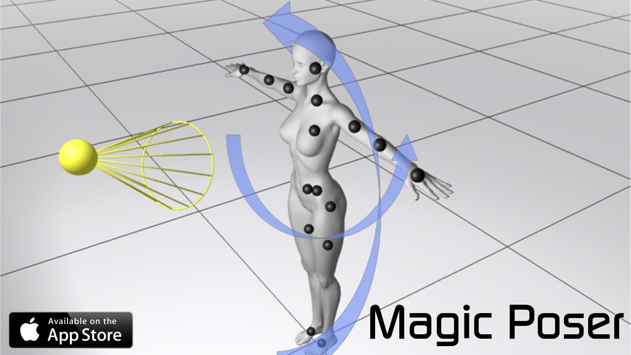 Magic Poser Mod for Android - APK BOX
