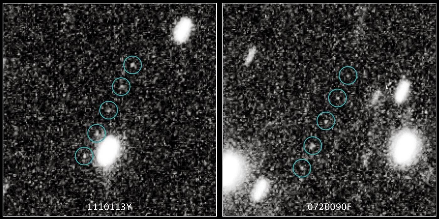 Ανακάλυψη! Νέοι Κόσμοι πέρα του Πλούτωνα από το Χαμπλ -Περίεργα διατεταγμένα αντικείμενα (ΦΩΤΟ)Αόρατα Γεγονότα