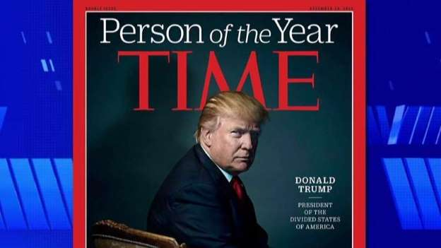 Trump: I turned down Time's 'Person of the Year'