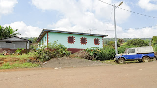 Moca in Equatorial Guinea has interesting houses