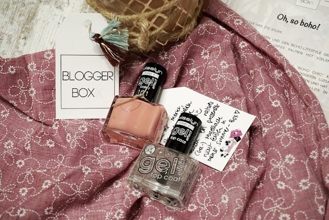 Bloggerboxx Beautybox Edition Boho Misslyn Nagellack