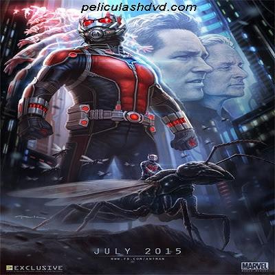 Ver El hombre hormiga  Ant-Man  2015 online