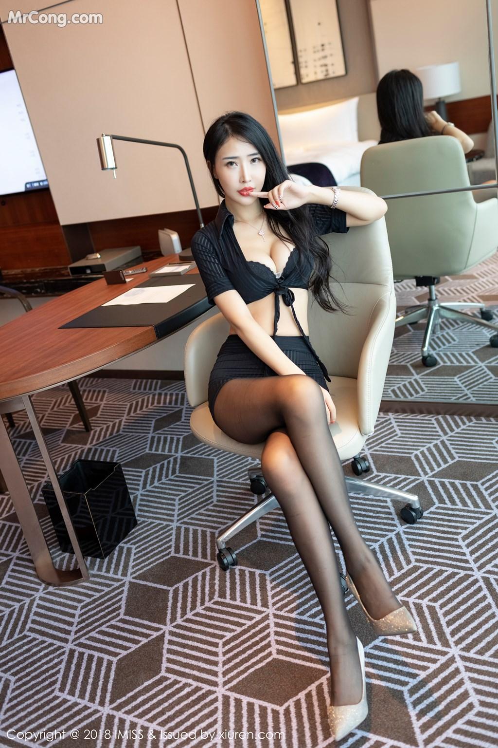 Image IMISS-Vol.305-Yu-Gong-Zhu-MrCong.com-008 in post IMISS Vol.305: Người mẫu Yu Gong Zhu (俞公主) (40 ảnh)