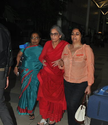 Aamir Khan, Kareena and Salman Khan's family returns from Arpita Khan's wedding