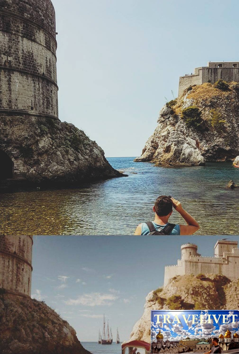 Game of thrones filming location lieu de tournage Croatie Dubrovnik