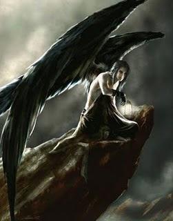Resultado de imagem para Anjo Caído yekun
