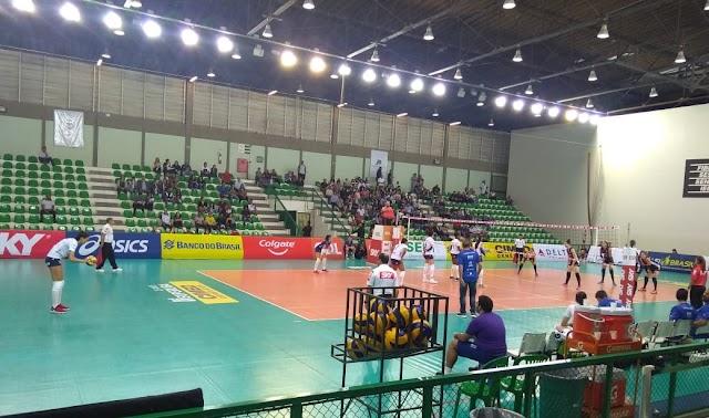Brasília Vôlei supera o Pinheiros e vence segundo jogo seguido na Superliga