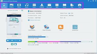 airmore te permite transferencia de archivos en android y IOS