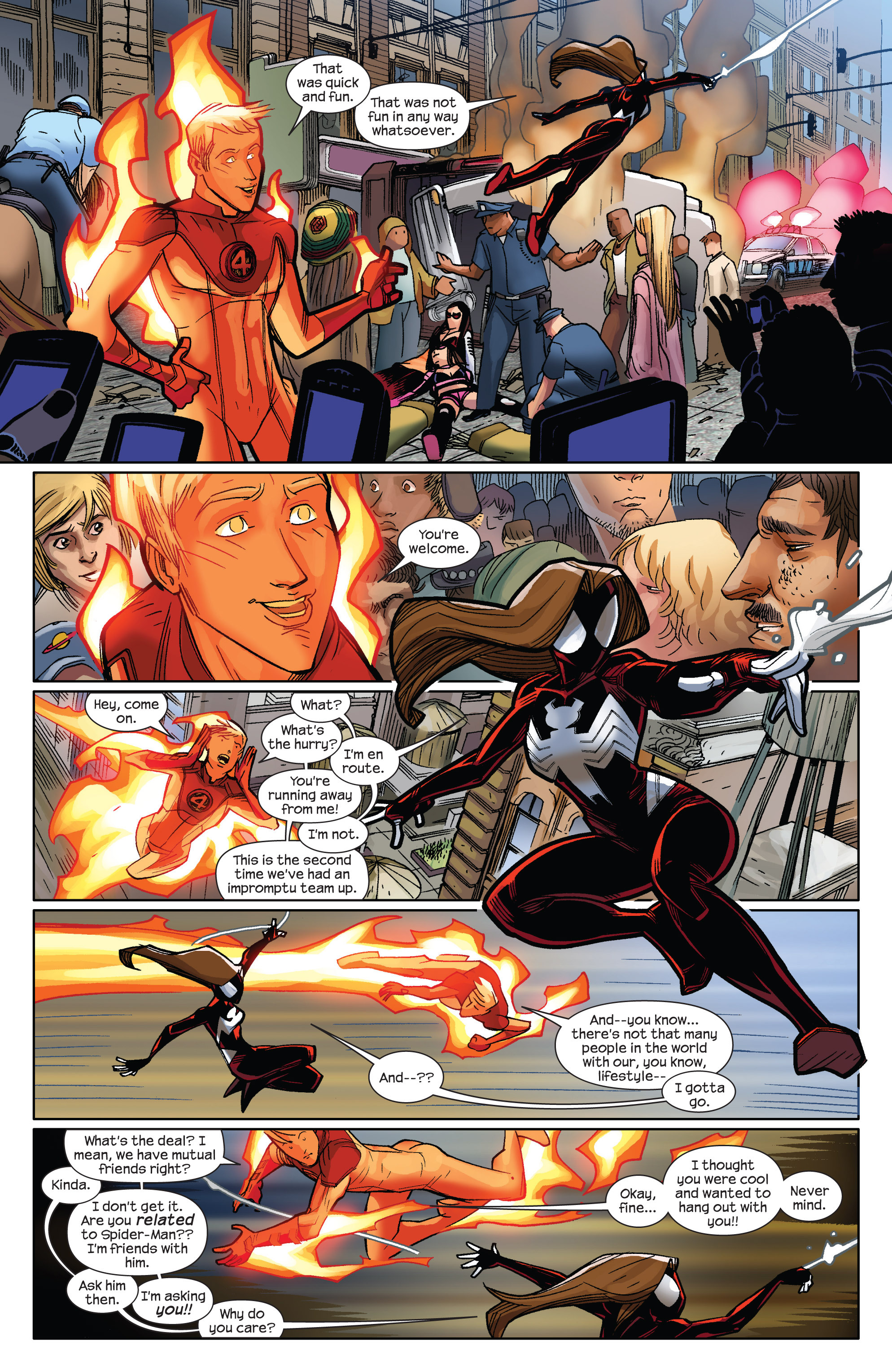 Read online Ultimate Spider-Man (2009) comic -  Issue #9 - 8