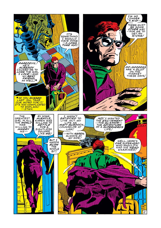 Daredevil (1964) 49 Page 2