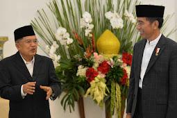 Sinyal JK Beri Dukungan Penuh ke Jokowi di Periode Kedua