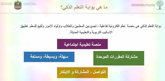 شرح تفصيلي لبرنامج تمكين بالصور من وزارة التربية والتعليم الاماراتية