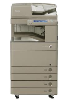 Canon IR-ADV C5030 Pilote Imprimante Windows et Mac