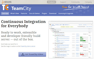 TeamCity - Continuous Integration for Everybody