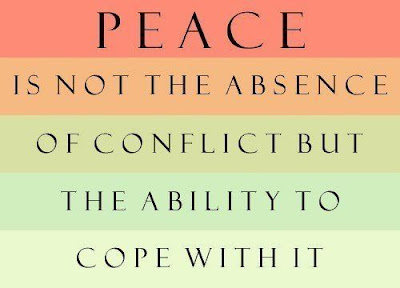 Dealing with Conflict: A Yogic Perspective