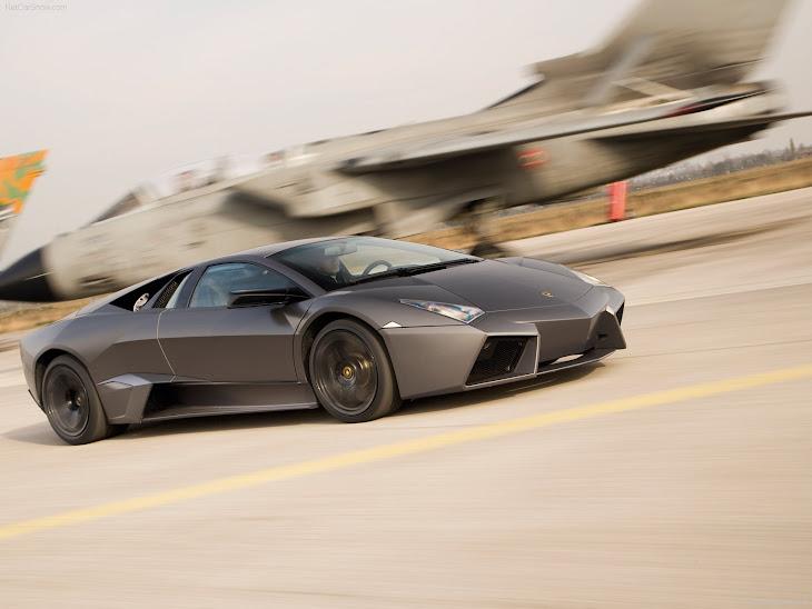 New Lamborghini Reventon