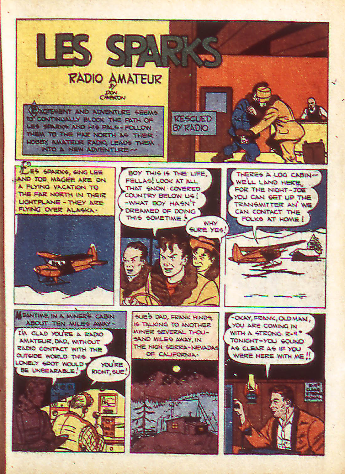 Flash Comics issue 22 - Page 25