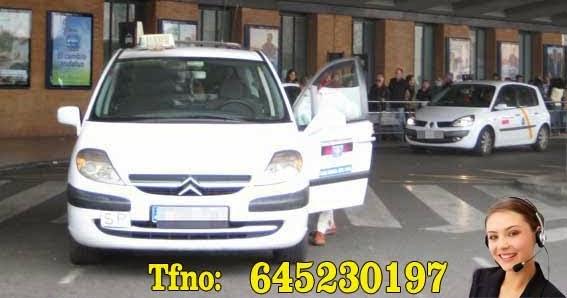 Santa Justa reservas taxi