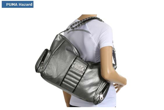 blogbuster2020  PUMA Hazard Women Shoulder Handbag 994aad1a328