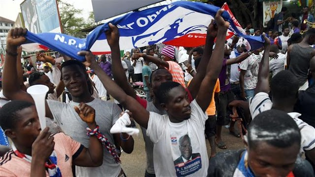 Ghana's local media declare opposition candidate winner of presidential election
