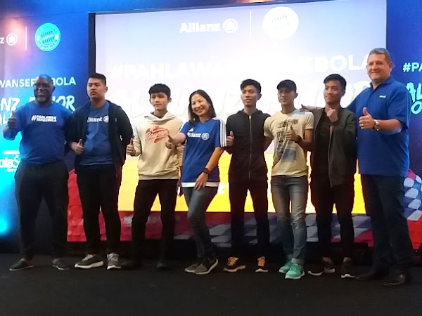 Allianz Junior Football Camp 2018 untuk Majunya Sepak bola Indonesia