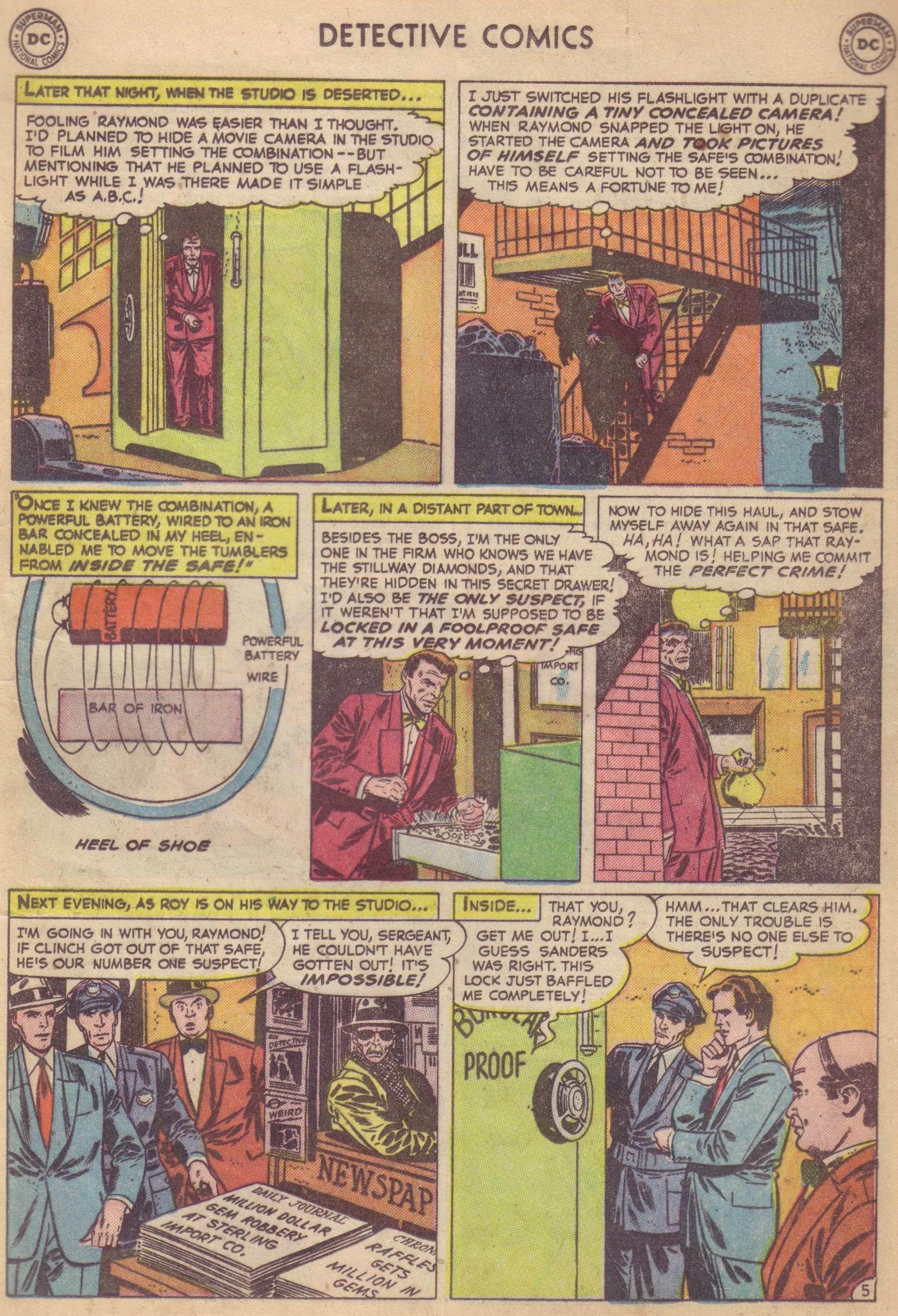 Read online Detective Comics (1937) comic -  Issue #177 - 21
