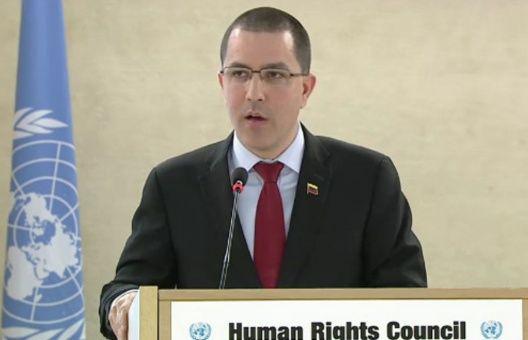 Venezuela rechaza declaraciones injerencistas del alto comisionado de la ONU