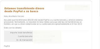 Como cobrar por Papal en Argentina