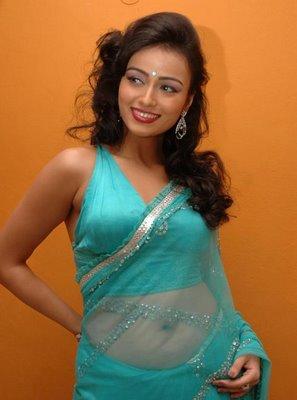 Indian Actress Tanya