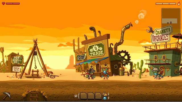 Steamworld Dig gratis para ordenador (Origin)