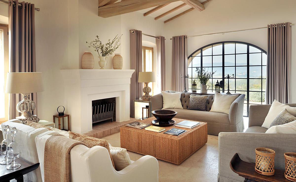 Elegance of living Villa Interior Design Ideas