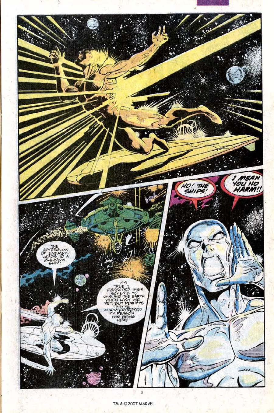 Read online Silver Surfer (1987) comic -  Issue #25 - 5