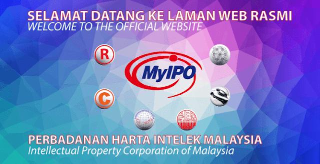 Petunjuk Geografi, MyIPO, Perbadanan Harta Intelek Malaysia,