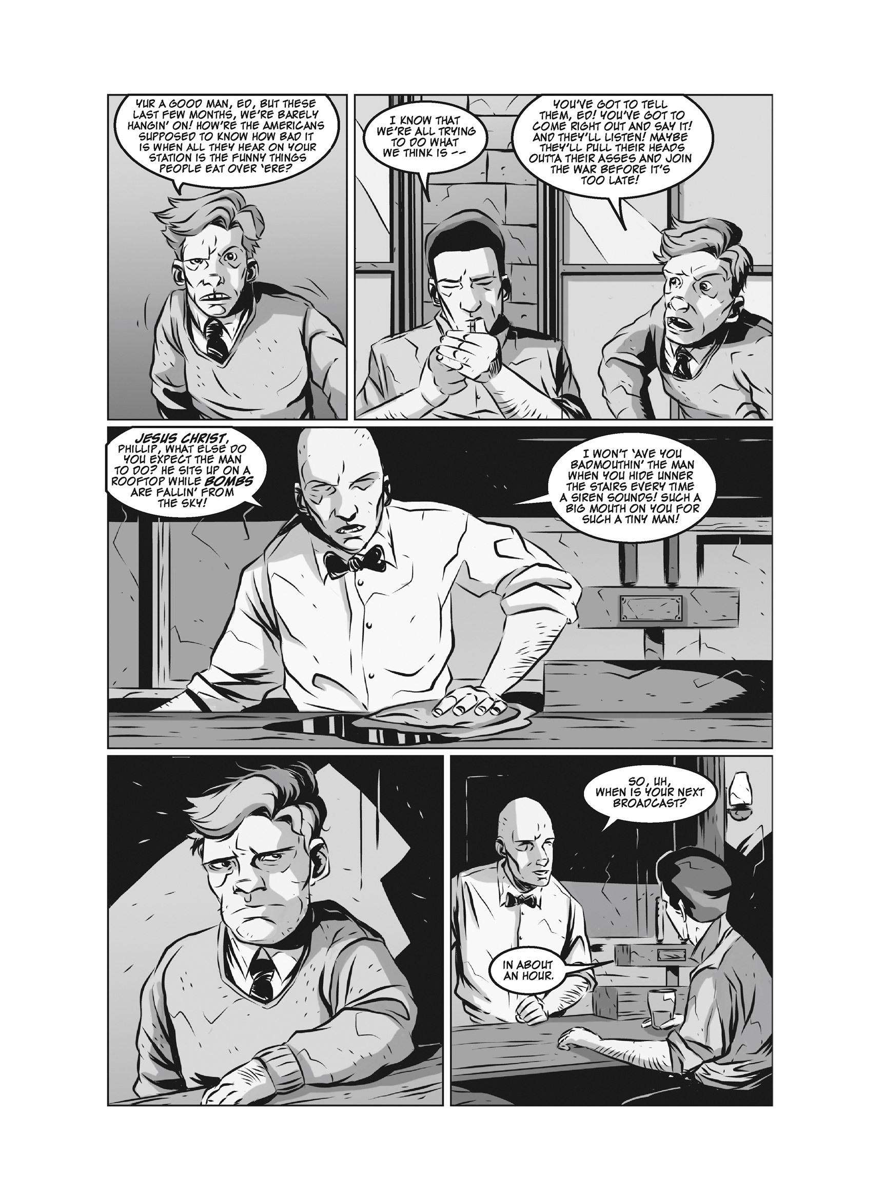 Read online FUBAR comic -  Issue #3 - 274