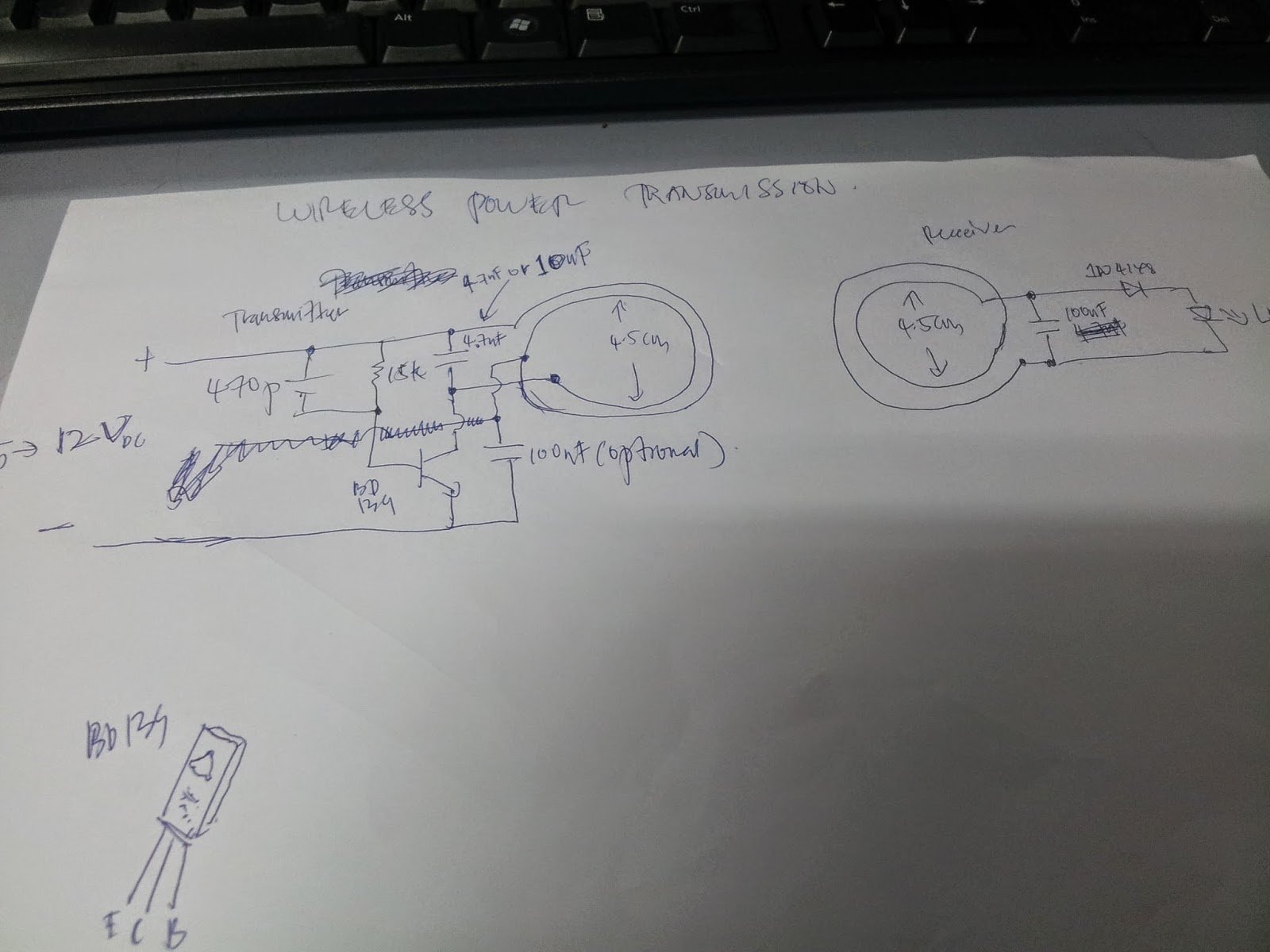 Power Booster Circuit Diagrams Explained Electronic Circuit Projects