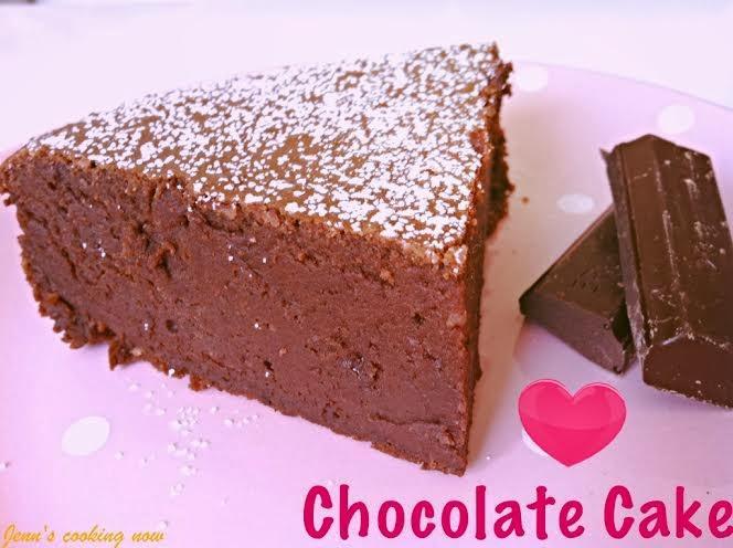 Jenn's cooking: Gâteau au Chocolat et Mascarpone Sans ...