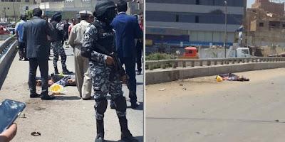 إرهابي مسطرد بعد محاولته تفجير كنيسة العذراء