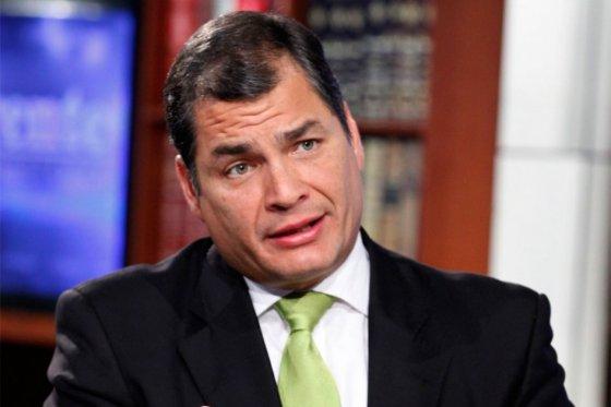Documental sobre Rafael Correa Delgado