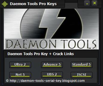 daemon tools ultra 2 serial key