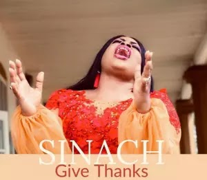 Download Audio | Sinach - Give Thanks