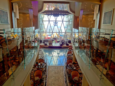 Oasis of the Seas Dazzles